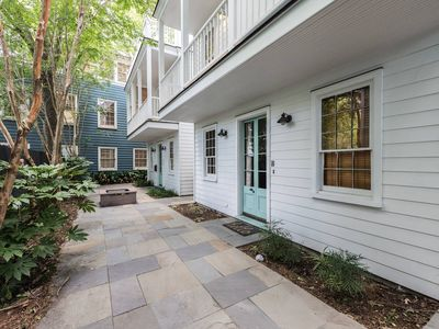 Photo for Two Carriage Homes w/ Rooftops & Courtyard!