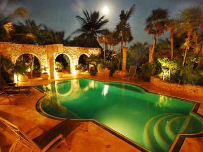 Photo for Summer Special- Free Chef Service!! Book Owner Direct! Luxury Villa Tulum