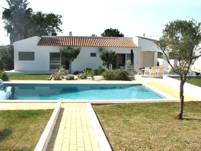 Photo for Wimbledon Villa - Fabulous 3 Bedroom Villa with pool and tennis