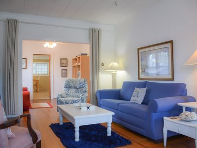 Photo for 2 bed / 2 bath, located in downtown Port St. Joe, bikes included, pet friendly!