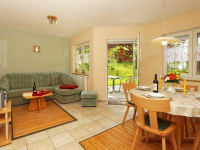 Photo for Holiday home EC - Usedom tourist Zinnowitz Waldstr 8b holiday home ground floor + first floor