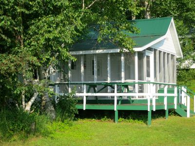Photo for Grandview Cottage at Birch Cliff Lodge