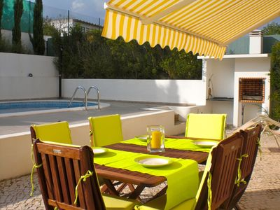Photo for Alvor villa with swimming pool and sea view terrace