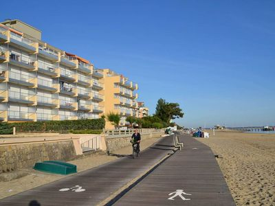 Photo for Studio, direct acces at the beach, Arcachon city center