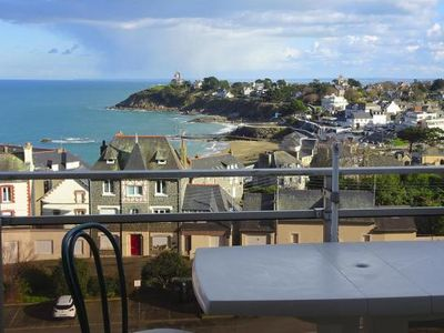 Photo for Holiday flat, St. Quay-Portrieux  in Côtes d'Armor - 4 persons, 2 bedrooms