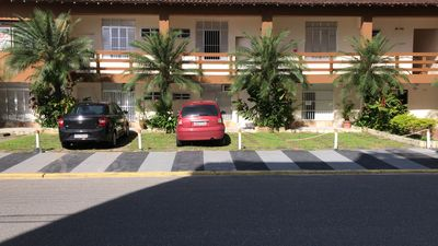 Photo for APARTMENT 2 BEDROOMS ENSEADA (70m from Enseada Beach)