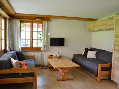 Photo for Apartment Oey-Hus in Lenk - 4 persons, 1 bedrooms