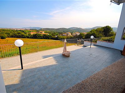 Photo for SEA VIEW VILLA 5 MINUTES FROM THE MOST BEAUTIFUL BEACHES IN SARDINIA