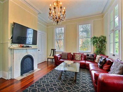 Photo for Wonderful Historic Home Sleeps 18 | 6 beds, 7 baths, Walk Everywhere!