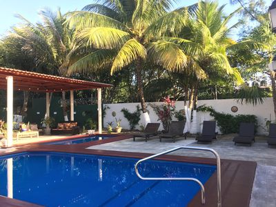 Photo for Cozumel Caribbean *24Guest House w/Pool* 3.5 blocks to Ocean, 1.5 to Main Plaza