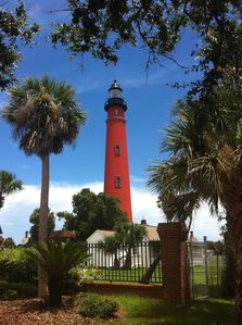 Short Walk to Ponce Inlet Lighthouse
