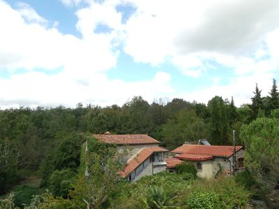 Photo for Quiet house in the mountains, central location, ideal for excursions
