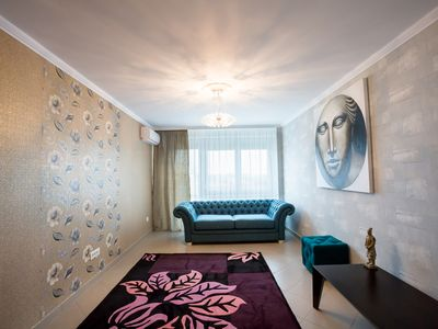 Photo for Beautiful 2 rooms apartment in center Galati and near Danube