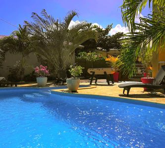 Photo for Les 3 Soleils furnished with tourism 4 * jacuzzi and swimming pool