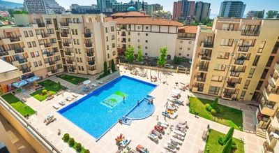 Photo for Holiday apartment Sunny Beach for 1 - 5 persons with 1 bedroom - Holiday apartment