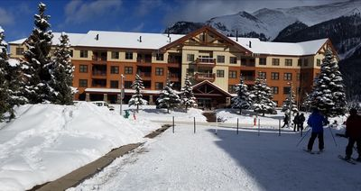 welcome to Copper Springs Lodge, home away from home, steps away from the lift