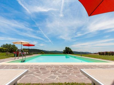 Photo for Vacation home Azienda agricola Montelucci (GAI190) in Gaiole in Chianti - 8 persons, 4 bedrooms
