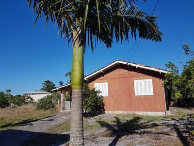 Photo for House located between the beach of Pinheira and Guarda do Embau