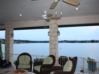 Photo for The Ultimate Lake Lbj Home