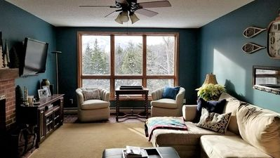 Photo for Mount Snow View, Beautifully Decorated, Free Shuttle to Mountain, X-C Skiing