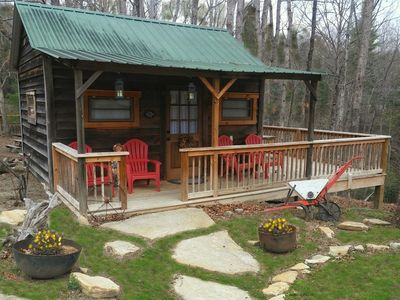Photo for Fred's Bungalow: Cabin