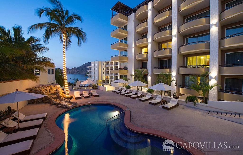Cabo Villas Beach Resort The Heart Of
