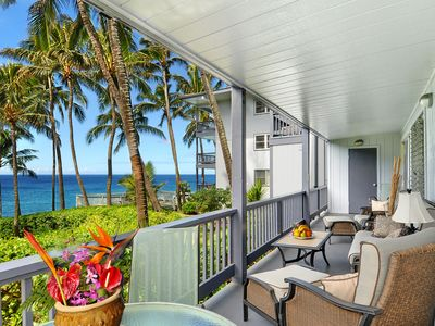 Photo for Poipu Palms #101: 2 BR / 2 BA condo in Koloa, Sleeps 4