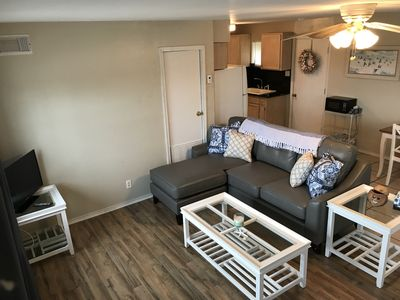 Photo for South Padre Cottage within walking distance to everything Fun!