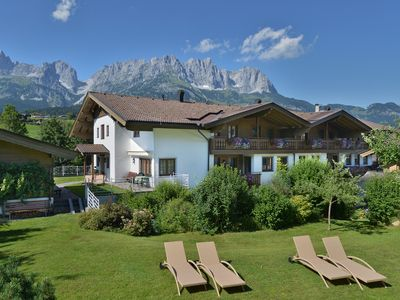 Photo for 2BR Apartment Vacation Rental in Going am Wilden Kaiser, Tirol