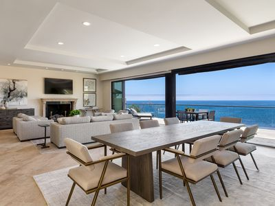 Photo for Luxury North Laguna Oceanfront Villa