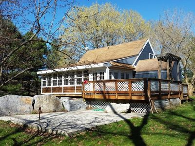 Photo for The Jive - Christophers Riverside Cabin ~ RA164779