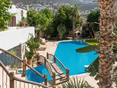 Photo for Central Kalkan Apartment With Mountain/sea Views