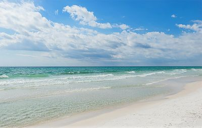 Head to the Gulfview Heights Beach Access-500 yds