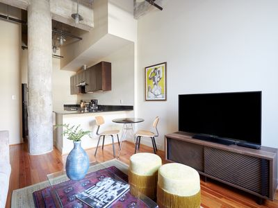 Photo for Sonder | Constance Lofts | Stylish 1BR + Gym
