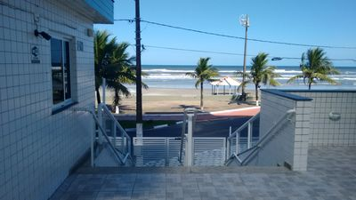 Photo for PRIVATE BEACH FRONT: Apt BEAUTIFUL, CLEAN AND VERY WELL CARED!