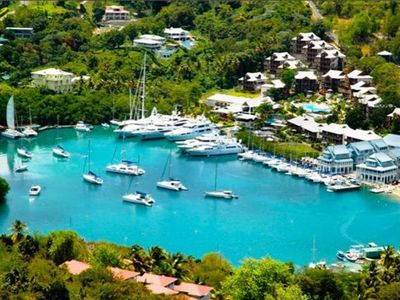 Photo for Marigot Bay Apartment 4D- St.Lucia