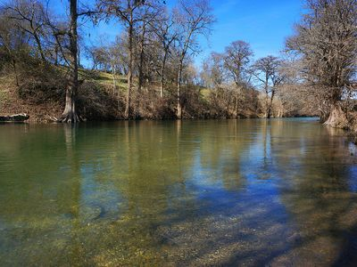 Photo for Complete Serenity on the Guadalupe - a Fishing Paradise!