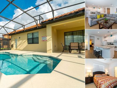 Photo for Pool Home in Gated & Guarded Community with Extensive Resort Facilities