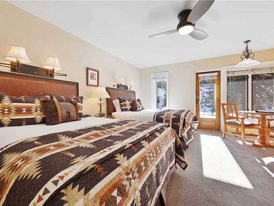 Photo for Ski-in/ski-out in the heart of Lionshead Village w/ shared pool& hot tubs