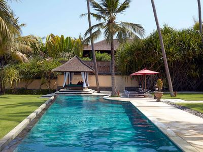 Photo for The luxury villa in natural beauty and privacy