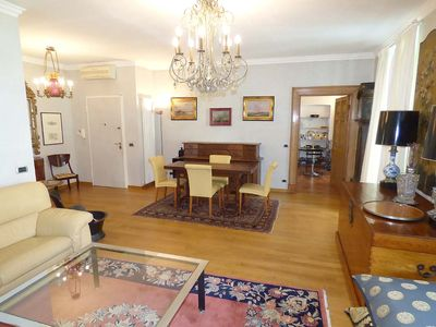 Photo for LUXURY APARTMENT IN THE HEART OF SAN REMO