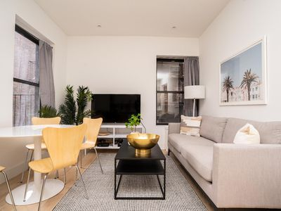 Photo for Upper WestSide Apartments 30 Days Stays 2 Bedroom