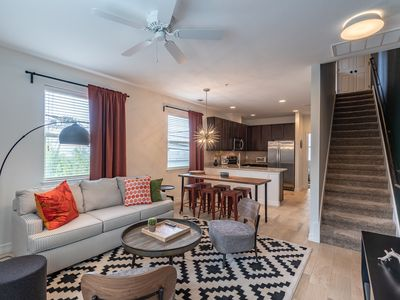 Photo for 3BR Townhome near UT Austin by WanderJaunt