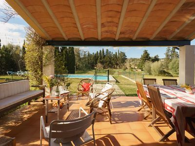 Photo for Wonderful Villa with heated private pool - perfect for a family holiday