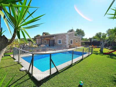 Photo for Es Bosquerró - Perfect villa for families with children 054