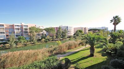 Photo for Apartment T3 - 4 people - Swimming pool residence - Air conditioning - WiFi - Sainte Maxime