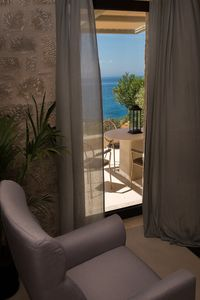 Photo for Enjoy the relaxation of chic seaside living in a NEW traditional stone villa