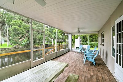 Book your Central Florida escape to this 4-bedroom, 2-bath vacation rental home!