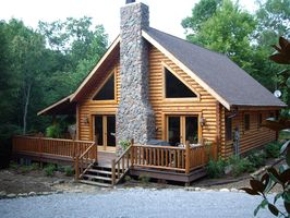Photo for 3BR Cabin Vacation Rental in Coalmont, Tennessee