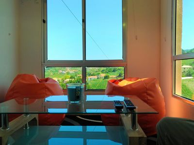 Photo for Northern View - Local Accommodation - Fantastic view Madeira Island rental